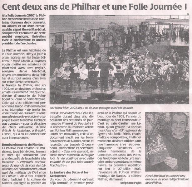 Cent deux ans de Philhar et une Folle Journée !