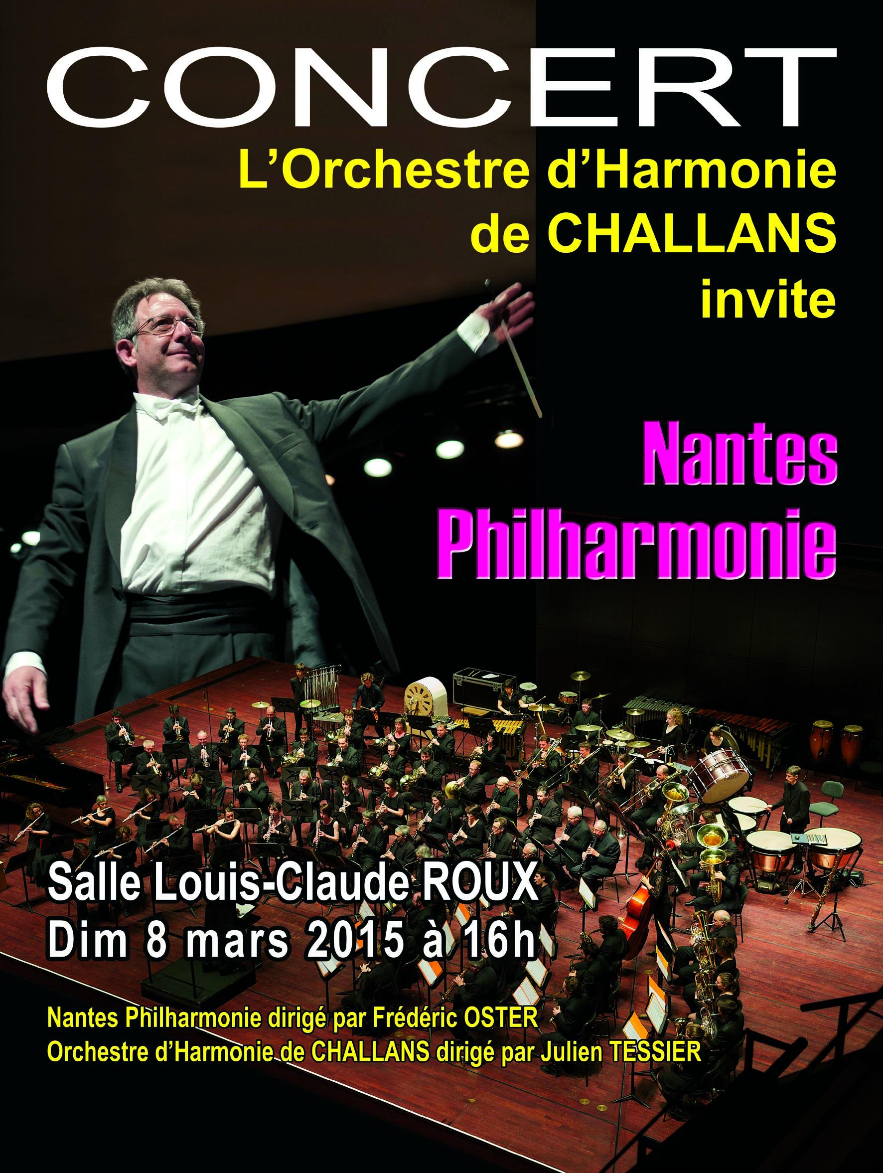 Concert à Challans