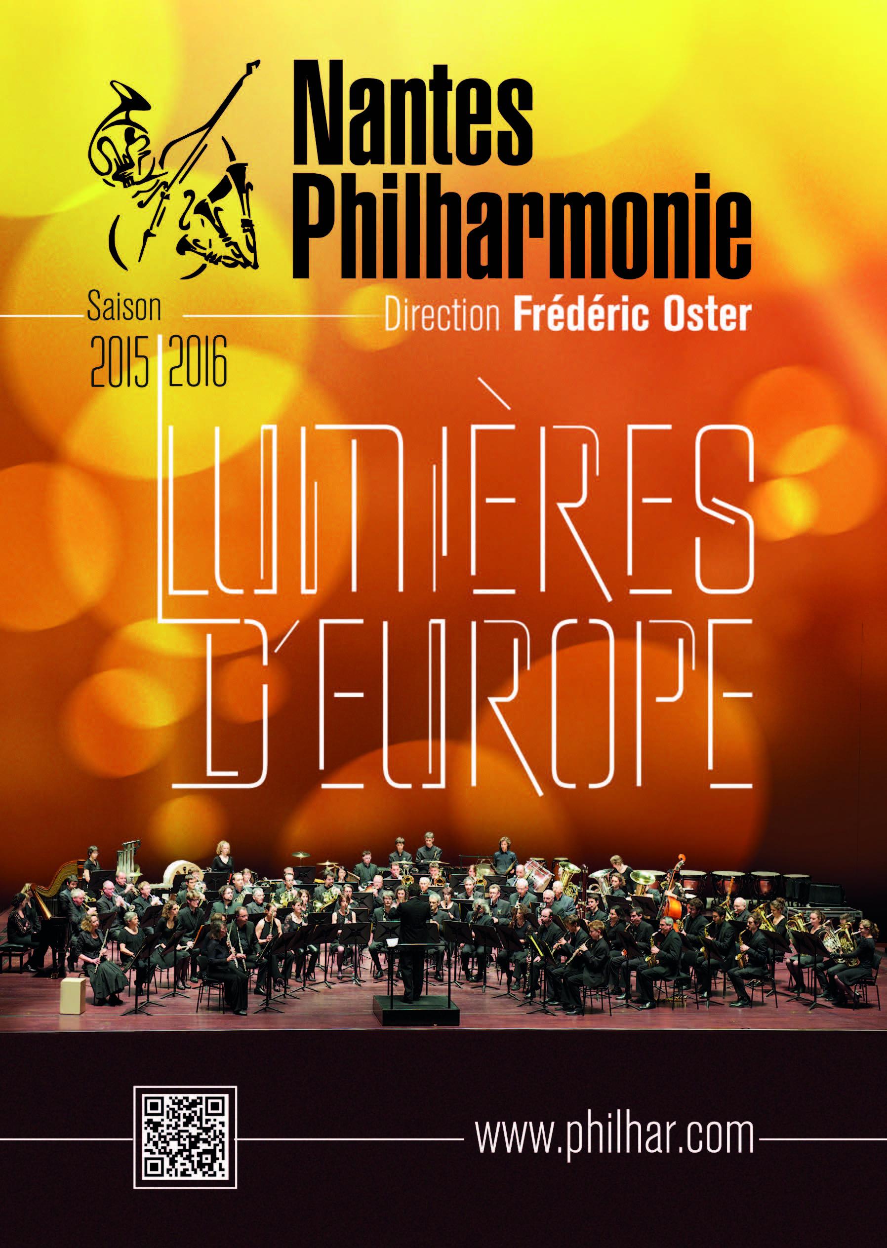 Saison 2015/2016 – Lumières d'Europe