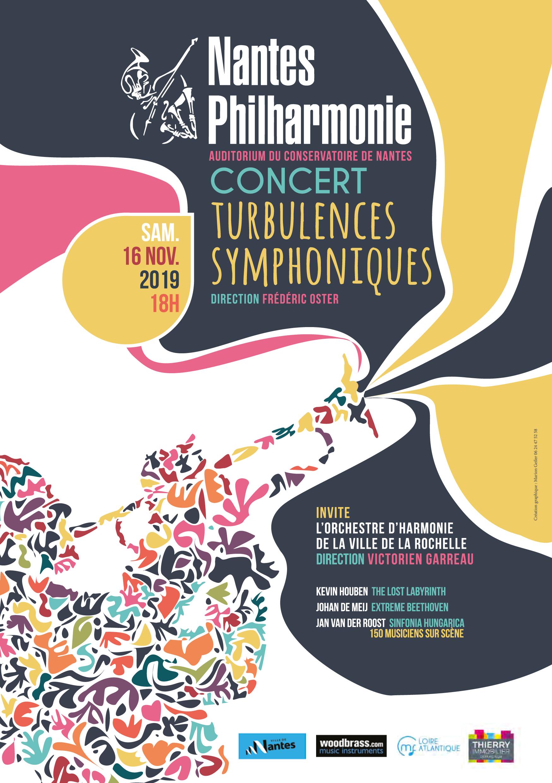Turbulences symphoniques